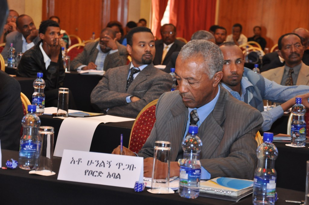 Ethiopia_July 2014_National Business Conference Workshop_24